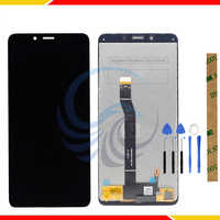 Display for Xiaomi Redmi 6 6A Display LCD With Frame Touch Screen Complete Assembly Redmi 6 6A Display Repair Parts