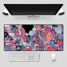 Большой коврик для мыши mairuige с граффити компьютерный ноутбук