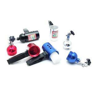 Image 5 - 1PCS Car Air Freshener NOS Vent Outlet คลิปน้ำหอมน้ำหอมเติมน้ำมันหอมระเหย Auto กระจายกลิ่นแปลกๆ