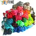 YJRVFINE Brand Sport Athletic Oval Shoe Laces for Sneaker Half Round Shoelaces Boots Boot laces 57 Colors 1 Pair Wholesale