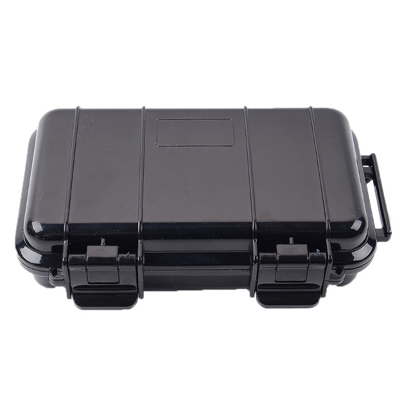 Outdoor Shockproof Pressure Resistant Waterproof Dustproof Sealed Waterproof Safety Case ABS Plastic Tool Box Dry Box Survival