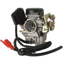 Carburateur de 18MM pour GY6 49cc 50cc, accessoires de moto, Scooter, Go Kart