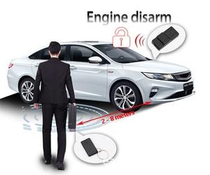 Image 2 - 2.4gh Wireless Immobilizer Car Engine Lock Autocar Immobilizer Intelligent Circuit Cut Off Anti Hijacking