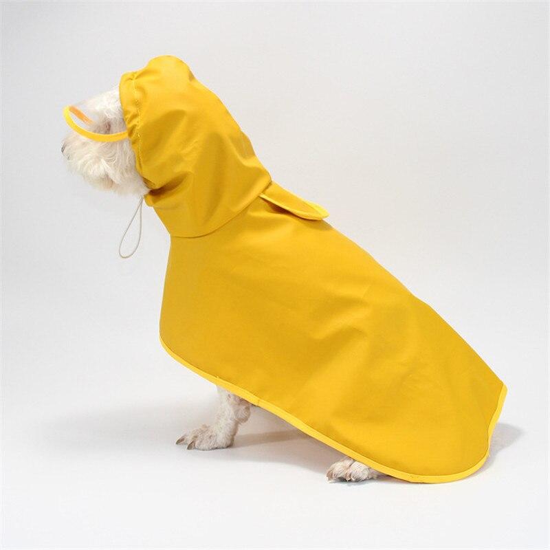 Dog Raincoat  (6)