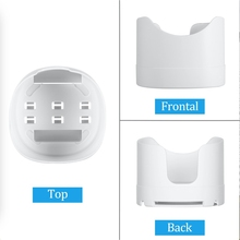 STANSTAR Wall Mount Holder for Deco M4/E4/P9 Whole Home Mesh WiFi System,  Bracket with Cord Management