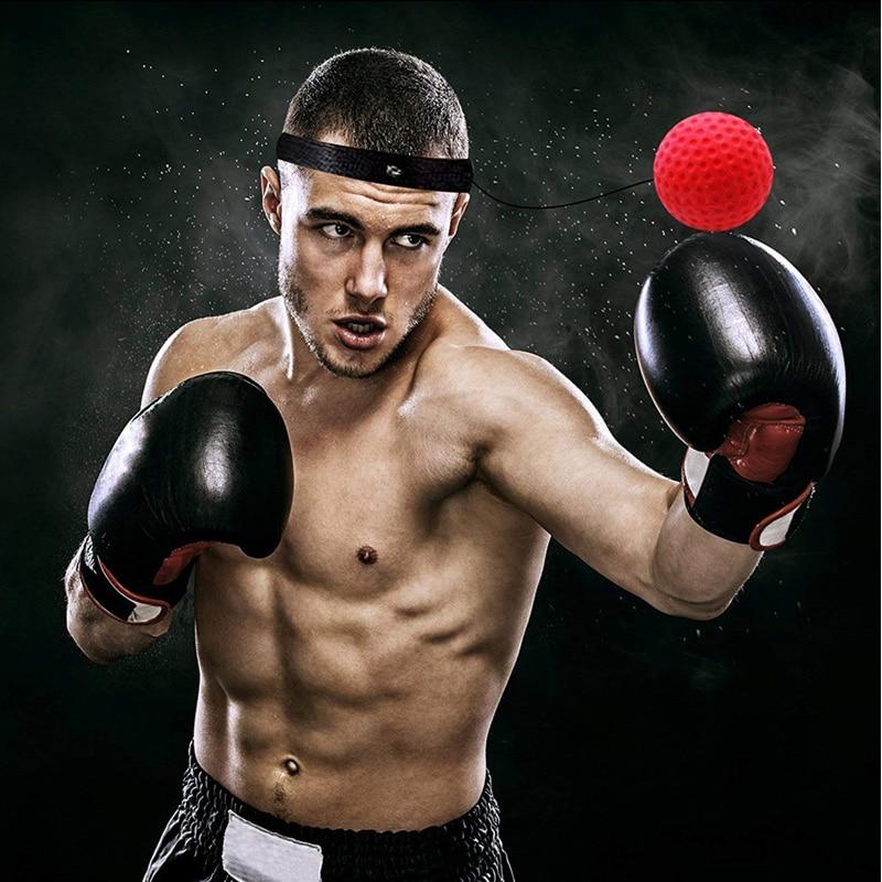 reflex boxing ball