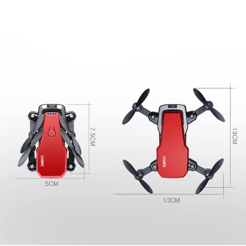 5000000 Pixelcamera Drone dengan Kamera HD GPS FPV Lipat WIFI Mini Drone RC Helikopter Profesional 720 P 1080 P RC drone Smart