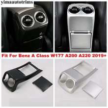 Интерьер для benz a class w177 a200 a220 2019 2020 подлокотник