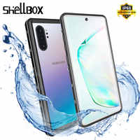 Original IP68 Waterproof Case For Samsung Note 10+ 8 9 Case 360 Protector Cover Case for Galaxy S8 S9 S10+ Plus Water Proof Case