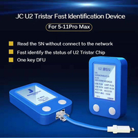 JC U2 Tristar Tester Fast Detector for iPhone 5 11Pro Max U2 Charge IC Fault Fast Tester SN Serial Number Fast Detector Reader
