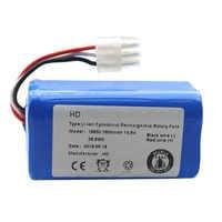 2600mAh 14.8V Li-ion Battery For ICLEBO ARTE YCR-M05 POP YCR-M05-P Smart YCR-M04-1 Smart YCR-M05-10 YCR-M05-30 YCR-M05-50