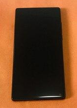 Eski orijinal LCD ekran + sayısallaştırıcı dokunmatik ekran + çerçeve için Vernee Mix 2 MTK6757 Octa çekirdek 6.0 inç ücretsiz kargo