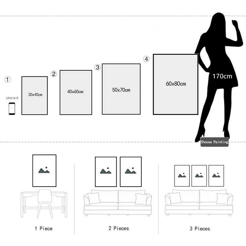 الشمال كوادروس الملصقات والمطبوعات أسود أبيض الرسم على لوحات القماش الجدارية صورة فتاة لغرفة المعيشة ديكور المنزل الاسكندنافية