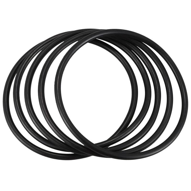 10/PCS 65/mm x 4/mm Mechanische Nitrilkautschuk O Ring Oil Seal Dichtungen de