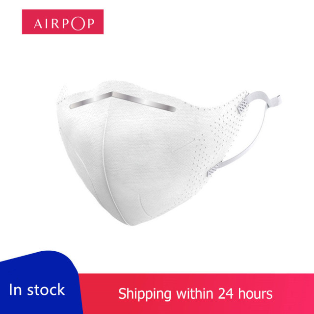 Youpin Airpop light 360 Degree Air Wear PM2.5 Mask Adjustable ear hanging Comfortable Protective mask