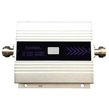 2600Mhz 4G LTE Di Động Tăng Cường Tín Hiệu 4G (FDD Band 7) tín Hiệu Điện Thoại Repeater 65dB Di Động Khuếch Đại