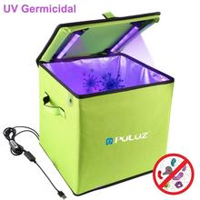 PULUZ 20/30cm UV Sterilizer Box Household Germicidal Storage Bag Disinfection Box For Phone,Underwear,Keys,Bottle,Toothbrush,Toy