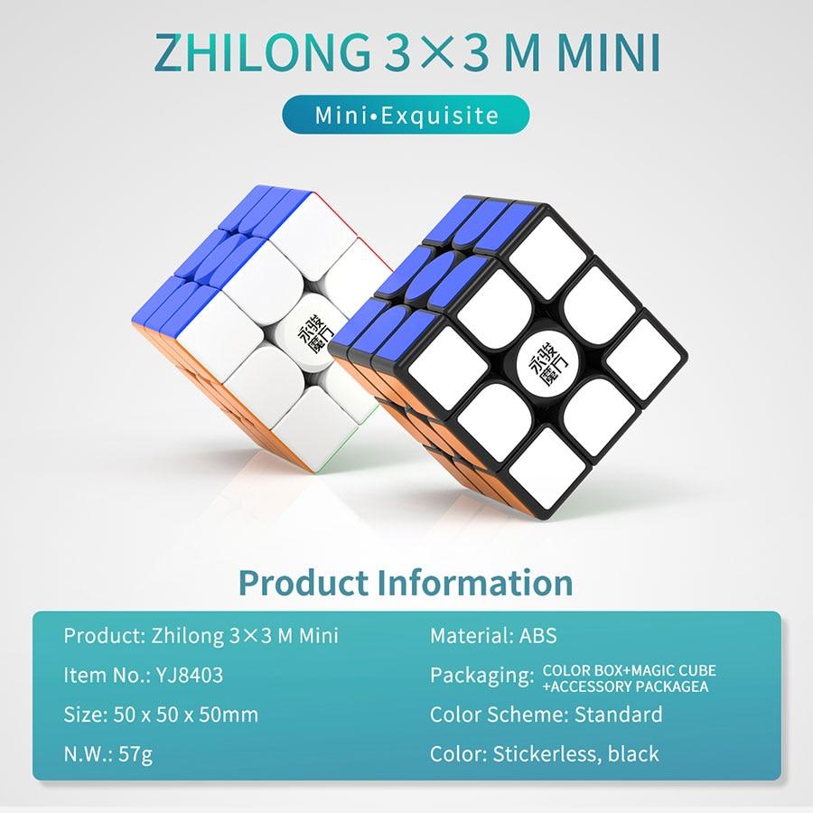 yongjun zhilong mini cubo magnetico 3x3x3 ima 04