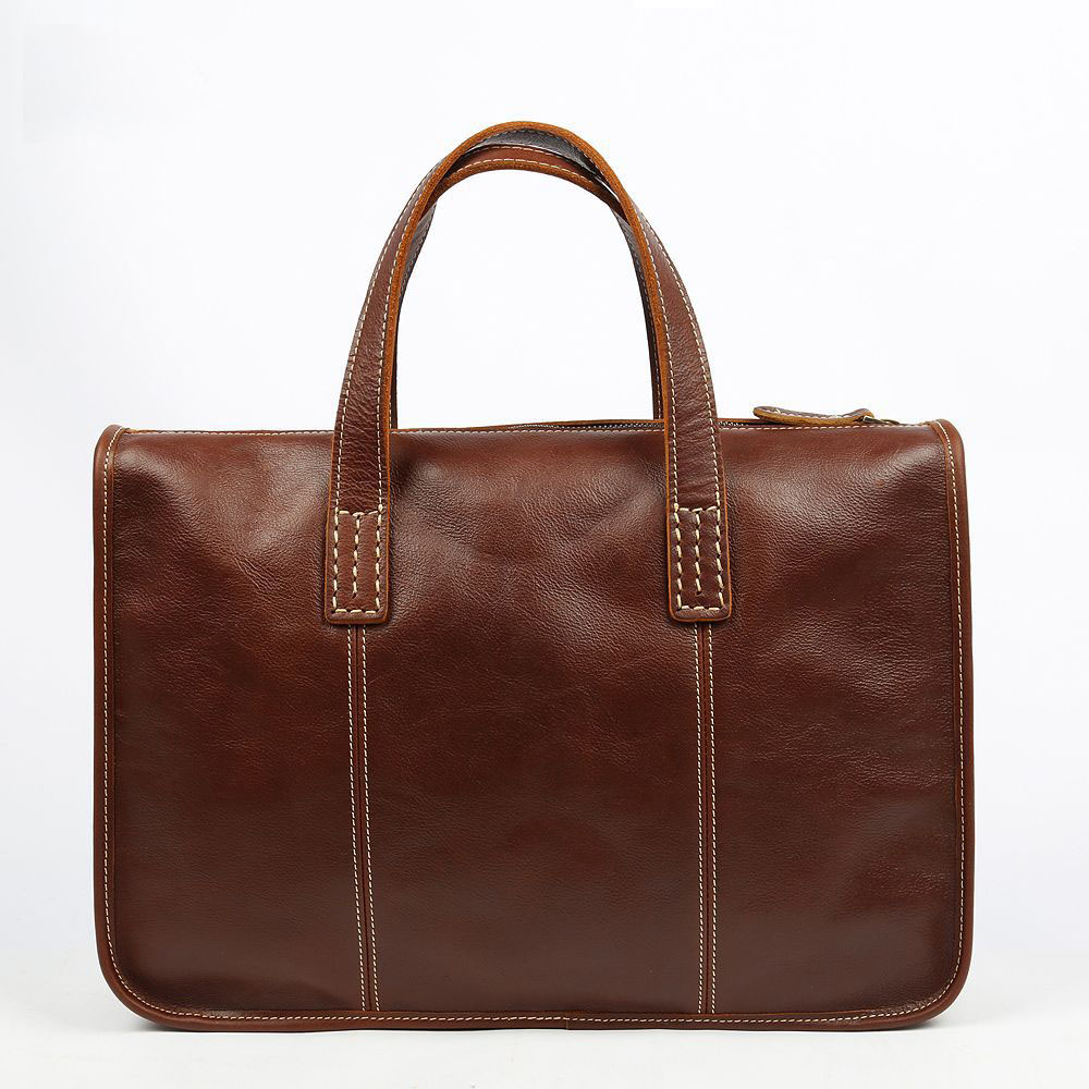 Neweekend Leather Handbag Briefcase Men'S Business Bag Fashion Man Casual Men'S Retro Messenger Bags Male'S Handbags For YD-8093