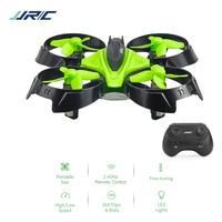 JJRC H83-Mini Dron con Control de velocidad para niños y adultos, cuadricóptero de Control remoto con tapa 3D, para niños y niñas