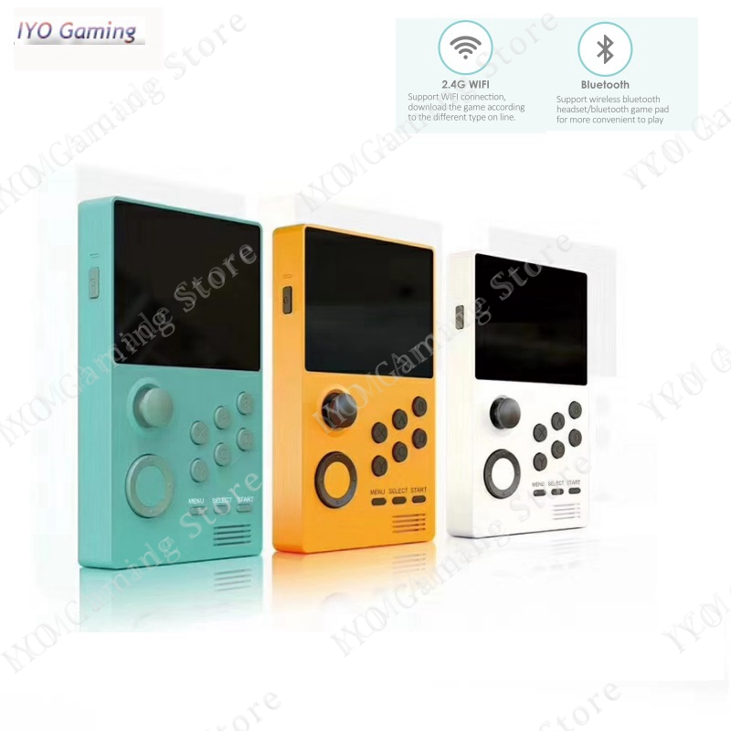 IYO Pandora Box Android Handheld Game Console Support Bluetooth WIFI Pandora 3D IPS Screen 2006 In 1 Hand Game