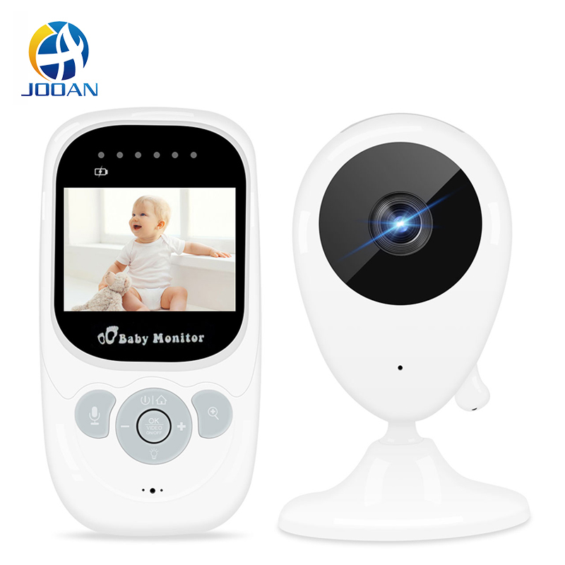 Monitor Bebe Wireless Video Baby Monitor With Night Vision Two-Way Talk Display Temperature Monitoring Baby Camera Bebek Telsizi