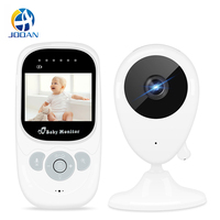 Monitor Bebe Wireless Video Baby Monitor With Night Vision Two Way Talk Display Temperature Monitoring Baby Camera Bebek Telsizi