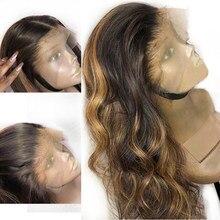 Maylaysia destaque seda parte superior do laço frente perucas de cabelo humano para preto 150 densidade pré arrancado 360 perucas frontal do laço para mulher