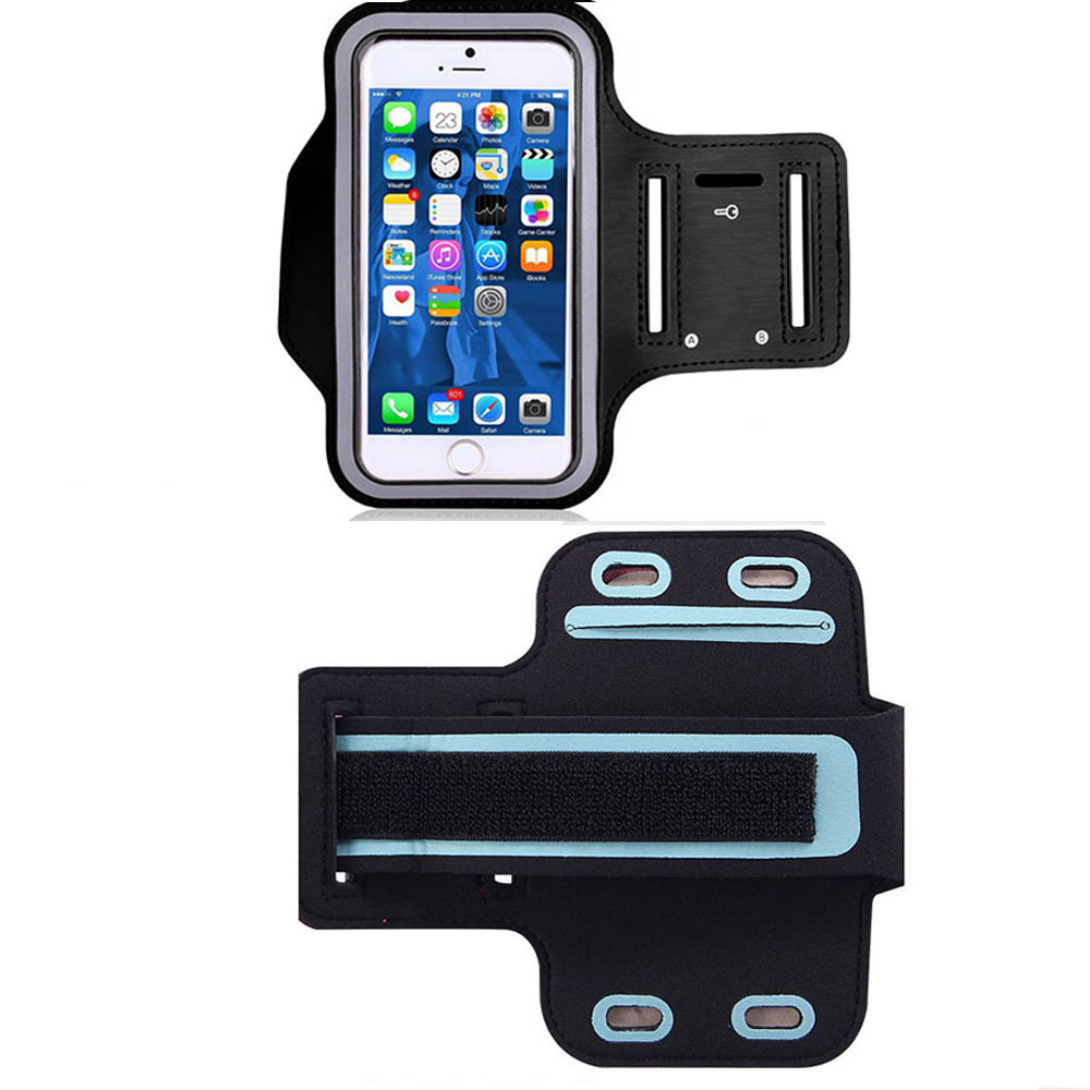 Arm Band Phone Case Gym Sports Phone Pouch Running Bag Fitness Phone Pouch For XiaoMi Huawei Iphone Samsung
