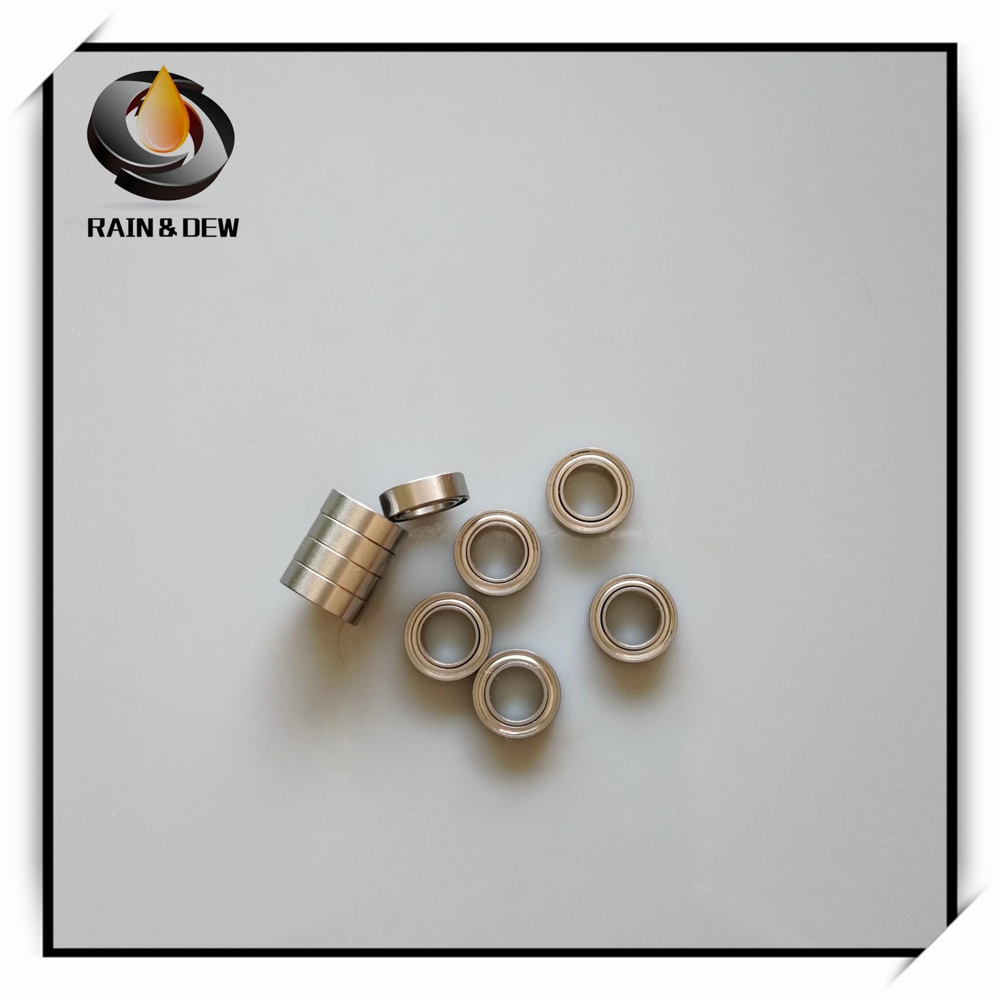 4x9x4 mm 10 PCS 440C Stainless Steel Ball Bearing Bearings S684ZZ 684ZZ