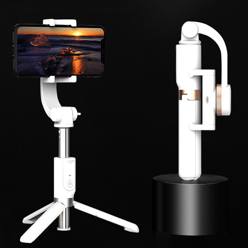 Bluetooth Selfie Stick Anti-Shake Rotating Tripod Extendable Mobile Phone Stabilizer Selfie Stick For Iphone For Samsung Huawei