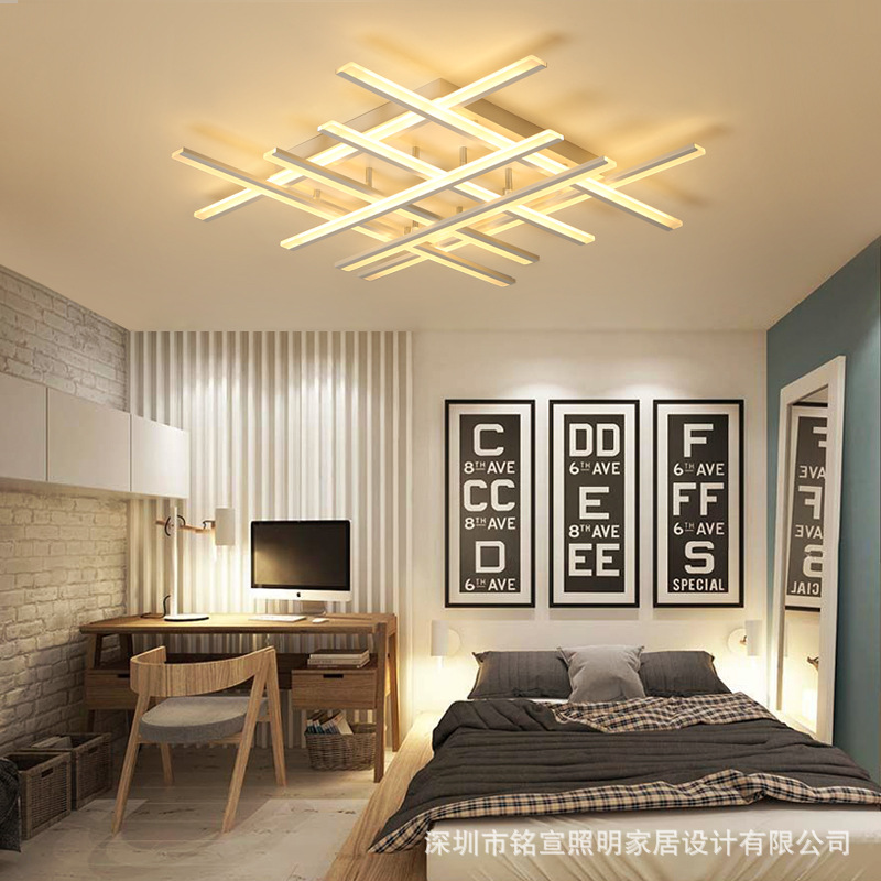 nordic led ceiling light Living Room hallway lamp LED ceiling lamp AC85-265V Ceiling Ligting ceiling light fans