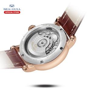 Image 3 - Martı erkek saati çift zaman dilimi kemer su geçirmez otomatik mekanik saat Master serisi 519.11.6041