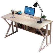 Компьютерный стол, рабочий стол, семейная спальня, прямоугольник, простой современный стол, студенческий стол, письменный стол, простой стол