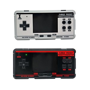 FC3000 Handheld Game Consoles Classic Handheld Game Console ABS Shell HD Screen TV Output Game Consoles
