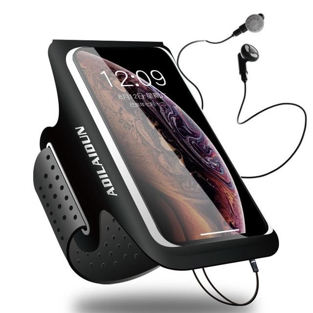 Smartphone Armband wasserdicht für Fitness und Sport 1