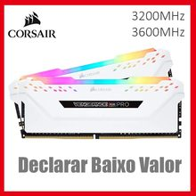 3000mhz Memory Corsair Vengeance Ddr4 Pc4 DIMM Dual-Channel 16GB Rgb Pro 2X8 C18 C16