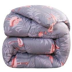 Зимнее одеяло 150*200 см, 220*240 см толстое одеяло теплое домашнее покрытие 2019 домашний Текстиль жесткий шарф ананас серый олень одеяло