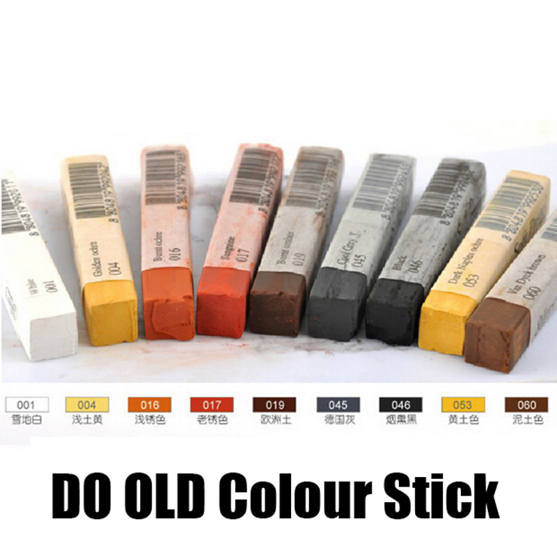 Model Coloring Tools Do Old Colour Stick Special Auxiliary Materials For Making Old