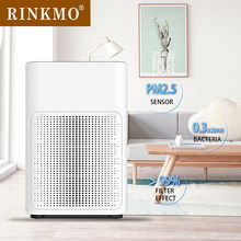 RINKMO A3A Air Purifier WIFI 200m³/h CADR Multifunctional Automatic Mode Purifiers Intelligent HEPA Filters Air Cleaner For Home