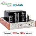 Nobsound MS-10D ламповый усилитель аудио усилитель мощности 25 Вт * 2 вакуумные усилители поддержка 110 В или 220 В Hifi усилитель MS 10D