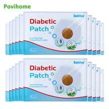 120 шт/20 упаковок пластыри от диабета