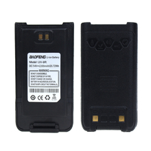 Baofeng UV 9R بطارية جهاز الاتصال اللاسلكي 7.4 فولت 2200 مللي أمبير بطارية ليثيوم أيون حزمة ل Baofeng UV 9R UV 9R زائد راديو