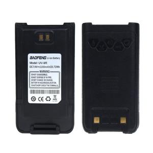 Image 1 - Baofeng UV 9R بطارية جهاز الاتصال اللاسلكي 7.4 فولت 2200 مللي أمبير بطارية ليثيوم أيون حزمة ل Baofeng UV 9R UV 9R زائد راديو