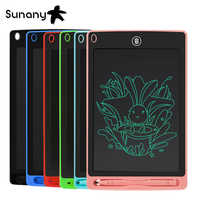 """Sunany zeichnung tablet 8.5 """"lcd schreiben tablet elektronik grafik bord zeichnung pad Ultra Dünne Tragbare Hand schreiben Geschenke"""