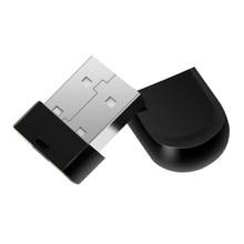 Super mini unidade flash usb cle 32GB 64GB 128GB pendrive pen drive à prova d' água 16GB 8GB Preto memoria flash usb flash memory stick