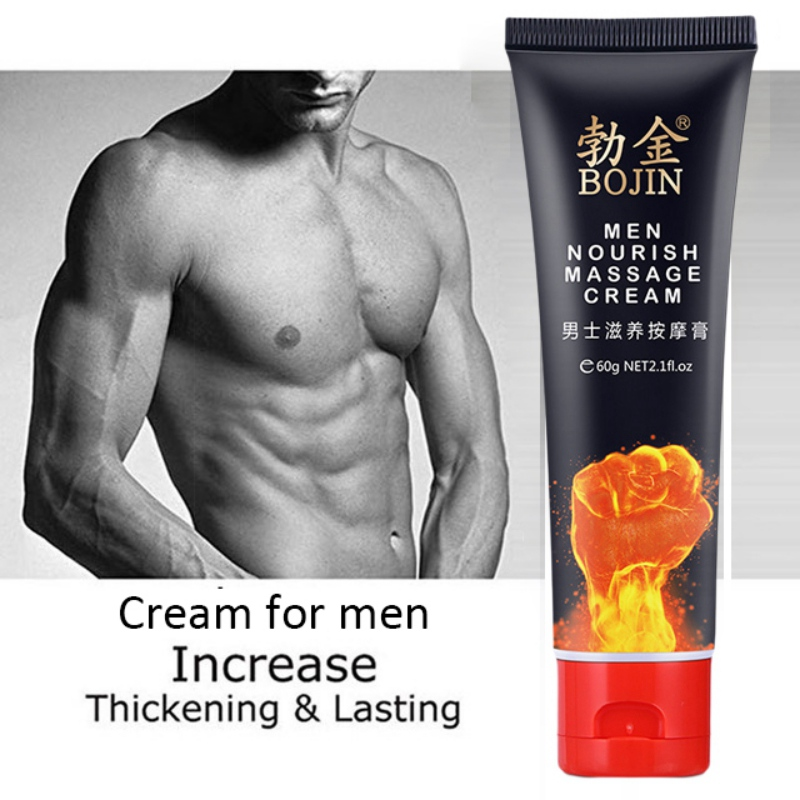 Male Massage Cream Delayed Ejaculation Extending Life Penis Enhancement Cream Increase Growth Dick Size Xxl Extender Sex Pills image
