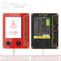 Qianli Mega idea LCD Screen EEPROM Photosensitive Vibrating Motor Programmer Transfer Tester For IPhone LCD Touch Vibrating