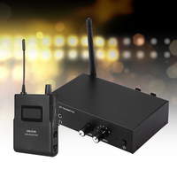 Original ANLEON S2 UHF Stereo Wireless Monitor System 561 568MHZ 100 240V Professional Digital Stage In Ear Monitor System