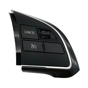 Image 4 - Para mitsubishi asx outlander mirage 2015 volante interruptor de controle cruzeiro volume botão som esquerda direita & lado com cabo
